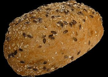 Glutenfreies Müslibaguette