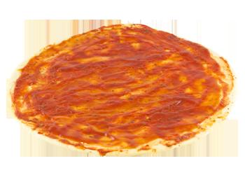Pizza korpus so základom - predpečený