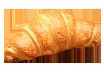 Croissant čistý