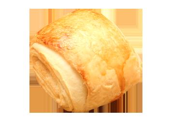 Jablkovou náplňou plnený pagáč