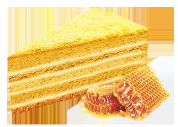 Honigkuchen - Brusko