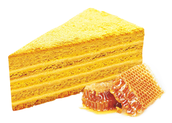 Honigkuchen - Maja