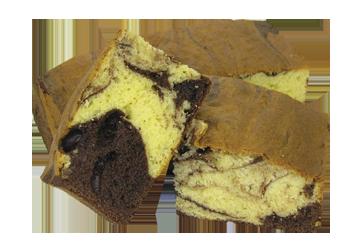 Marmorkuchen Weckerl